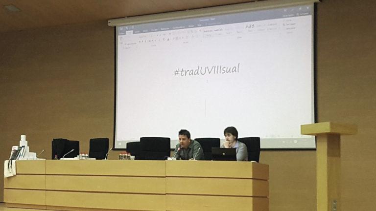 III Jornada de la traducción audiovisual de la Universitat de València